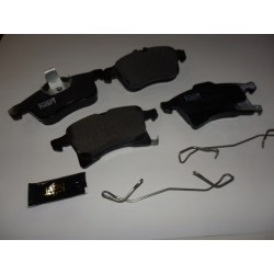 Klocki hamulcowe przednie Opel Astra H / Zafira B + zestaw instalacyjny  premium