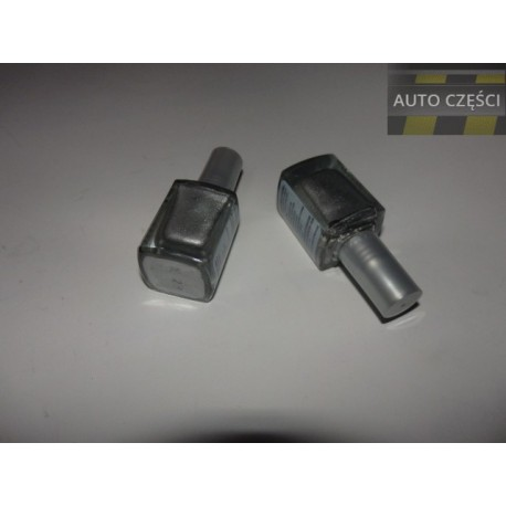 Zaprawka lakier do felg aluminiowych - srebrna