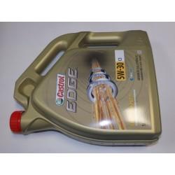 Olej silnikowy 5w30 Castrol EDGE 5L