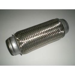Tłumik rura elastyczna - plecionka wydechu 230x50 - do wspawania