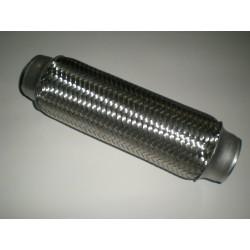 Tłumik rura elastyczna - plecionka wydechu  50x250