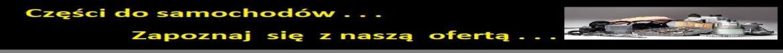 AUTO-CZESCI-AKCESORIA SAMOCHODOWE